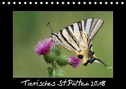 Tierisches St.Pölten 2018AT-Version (Tischkalender 2018 DIN A5 quer) von Seiberl-Stark,  Barbara