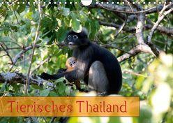 Tierisches Thailand (Wandkalender 2019 DIN A4 quer) von Völcker,  Thomas