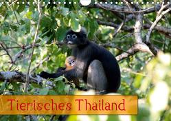Tierisches Thailand (Wandkalender 2020 DIN A4 quer) von Völcker,  Thomas