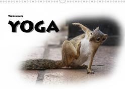 Tierisches Yoga (Wandkalender 2019 DIN A3 quer) von Styppa,  Robert