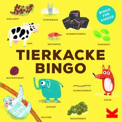 Tierkacke-Bingo von Boldt,  Claudia, Onn,  Aidan
