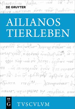 Tierleben von Ailianos, Brodersen,  Kai