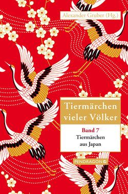 Tiermärchen aus Japan von Gruber,  Alexander