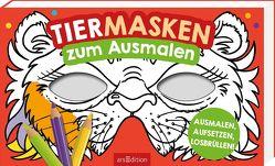 Tiermasken von Glatzel-Poch,  Helge