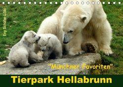 Tierpark Hellabrunn – Münchner Favoriten (Tischkalender 2018 DIN A5 quer) von Schäfer-Löbl,  Evy