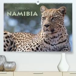 Tierreich Namibia (Premium, hochwertiger DIN A2 Wandkalender 2020, Kunstdruck in Hochglanz) von Peyer,  Stephan