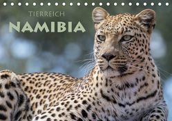 Tierreich Namibia (Tischkalender 2019 DIN A5 quer) von Peyer,  Stephan