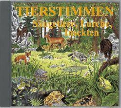 Tierstimmen: Säugetiere, Lurche, Insekten von Dingler,  Karl H, Roché,  Jean C., Schulze,  Andreas, Werle,  Alfred