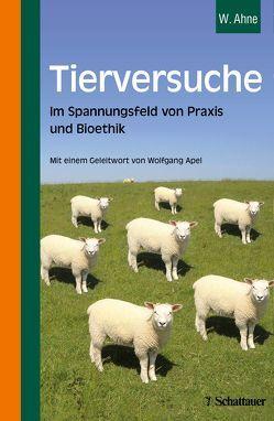 Tierversuche von Ahne,  Winfried, Apel,  Wolfgang