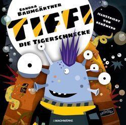 Tiffi-Die Tigerschnecke von Baumgärtner,  Sandra