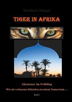 Tiger in Afrika von Hempel,  Monika D.
