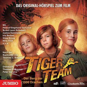 Tiger Team von Brezina,  Thomas C., Schad,  Stephan