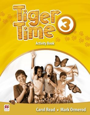 Tiger Time 3 von Ormerod,  Mark, Read,  Carol