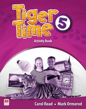 Tiger Time 5 von Ormerod,  Mark, Read,  Carol