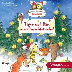 Tiger und Bär, es weihnachtet sehr! von Büschken,  Uwe, Fickel,  Florian, Gawlich,  Cathlen, Gnann,  Bernd, Kaminski,  Stefan, Kluckert,  Jürgen, Pan,  Michael, Ziesmer,  Santiago