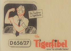 Tigerfibel von Trampenau,  Dirk Rene