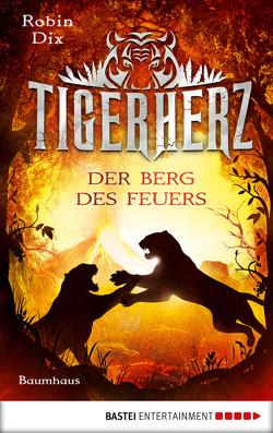Tigerherz – Der Berg des Feuers von Dix,  Robin
