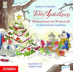 Tilda Apfelkern. Weihnachtszeit im Winterwald von Schad,  Stephan, Schmachtl,  Andreas H.