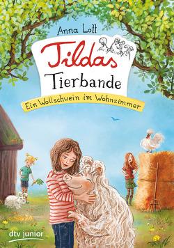 Tildas Tierbande – Ein Wollschwein im Wohnzimmer von Körting,  Verena, Lott,  Anna