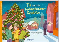 Till und die Tannenbaum-Detektive von Larsen,  Monika, Spang,  Markus