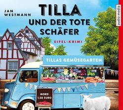Tilla und der tote Schäfer von Westmann,  Jan