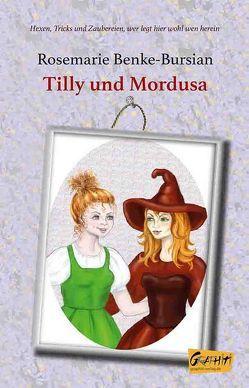 Tilly und Mordusa von Benke-Bursian,  Rosemarie, Dombach,  Roselinde