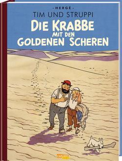Tim und Struppi: Sonderausgabe: Die Krabbe mit den goldenen Scheren von Hergé