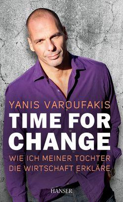 Time for Change von Hildebrand,  Birgit, Varoufakis,  Yanis