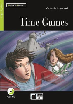 Time Games von Heward,  Victoria