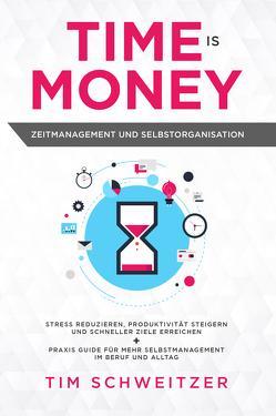 Time is Money: Zeitmanagement und Selbstorganisation von Cherry Finance, Schweitzer,  Tim
