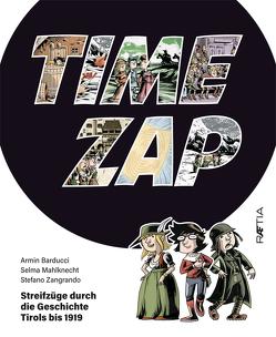 Time Zap von Barducci,  Armin, Mahlknecht,  Selma, Zangrando,  Stefano
