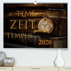 Time – Zeit – Tempus (Premium, hochwertiger DIN A2 Wandkalender 2020, Kunstdruck in Hochglanz) von Illgen,  Cathrin