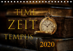 Time – Zeit – Tempus (Tischkalender 2020 DIN A5 quer) von Illgen,  Cathrin