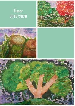Timer, Terminplaner für das Schuljahr 2019/2020 von Katha von Nice,  Katha