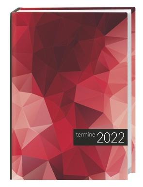 times&more Muster Kalenderbuch Kalender 2022 von Heye