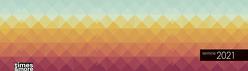 times&more Muster Wochenquerplaner Kalender 2021 von Heye