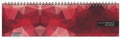 times&more Muster Wochenquerplaner Kalender 2022 von Heye