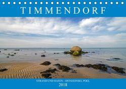 Timmendorf Strand und Hafen – Ostseeinsel Poel (Tischkalender 2018 DIN A5 quer) von Felix,  Holger