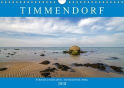 Timmendorf Strand und Hafen – Ostseeinsel Poel (Wandkalender 2018 DIN A4 quer) von Felix,  Holger