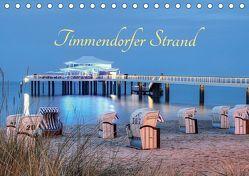 Timmendorfer Strand (Tischkalender 2019 DIN A5 quer) von Hasche,  Joachim