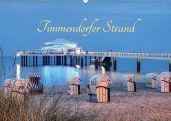 Timmendorfer Strand (Wandkalender 2019 DIN A2 quer) von Hasche,  Joachim
