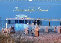 Timmendorfer Strand (Wandkalender 2019 DIN A3 quer) von Hasche,  Joachim