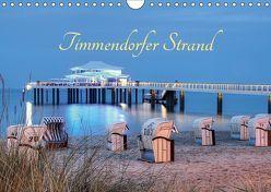 Timmendorfer Strand (Wandkalender 2019 DIN A4 quer) von Hasche,  Joachim