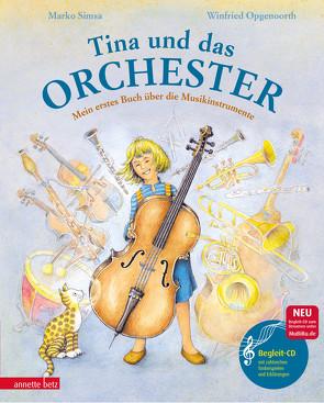 Tina und das Orchester von Opgenoorth,  Winfried, Simsa,  Marko