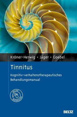Tinnitus von Goebel,  Gerhard, Jäger,  Burkard, Kröner-Herwig,  Birgit