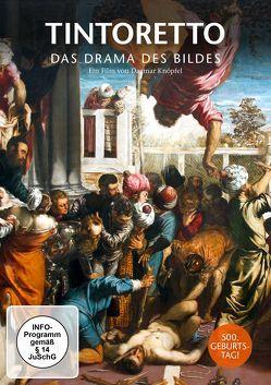 Tintoretto: Das Drama des Bildes von Knöpfel,  Dagmar