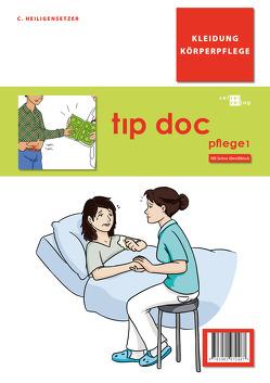 tıp doc pflege1 Block von Heiligensetzer,  Christina, Rau,  Katja, Setzer,  Alf