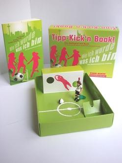 Tipp Kick'n Book von Huth,  Svenja, Künzer,  Nia, Smisek,  Sandra