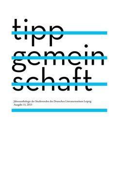 Tippgemeinschaft 2013 von Gottschall,  Markus, Gugić,  Sandra, Meyer,  Clemens