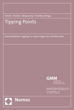 Tipping Points von Beaucamp,  Sophie, Fischer,  Georg, Hondros,  Konstantin, Schröer,  Simon